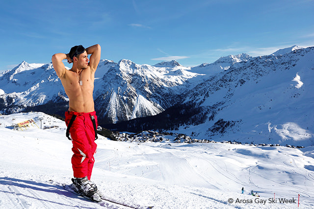 Arosa - Gay Ski Week