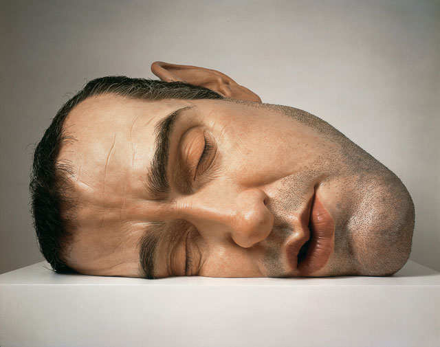 Paris - Ron Mueck exhibition