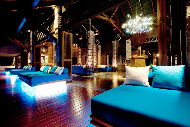 Phuket - Indigo Pearl hotel