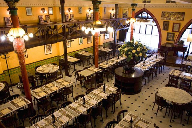 Barcelona - 4 Gats restaurant
