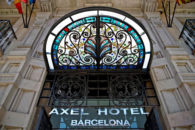 Barcelona - Axel Hotel