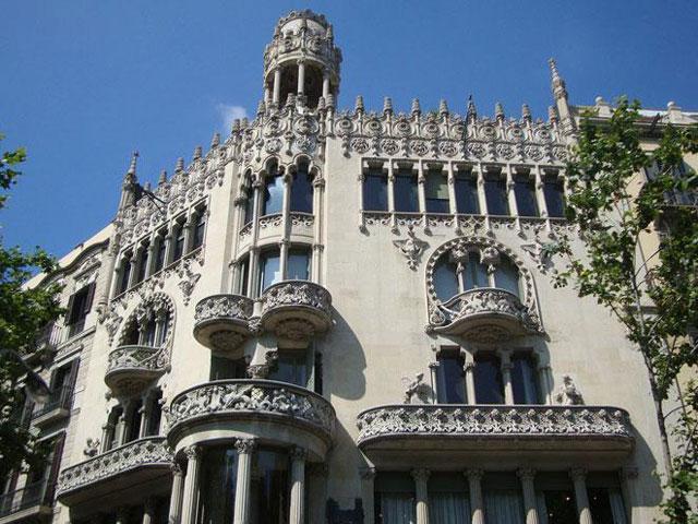 Barcelona - Casa Lleo Morera