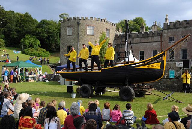 Cornwall - Port Eliot Festival