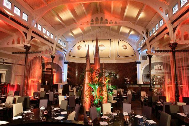 Dublin - Fire restaurant