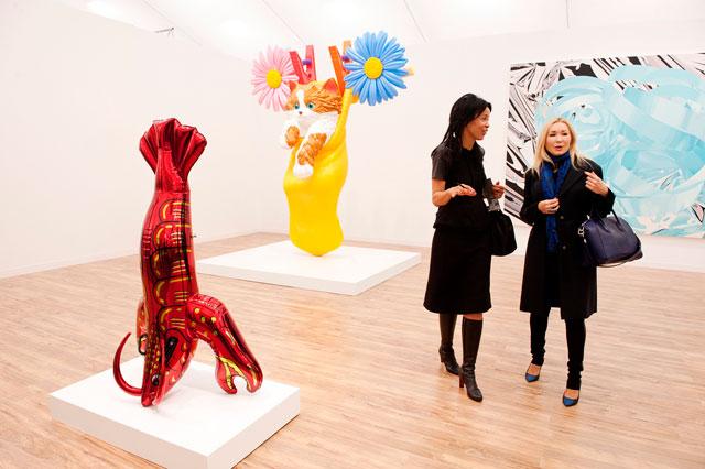 London - Frieze Art Fair