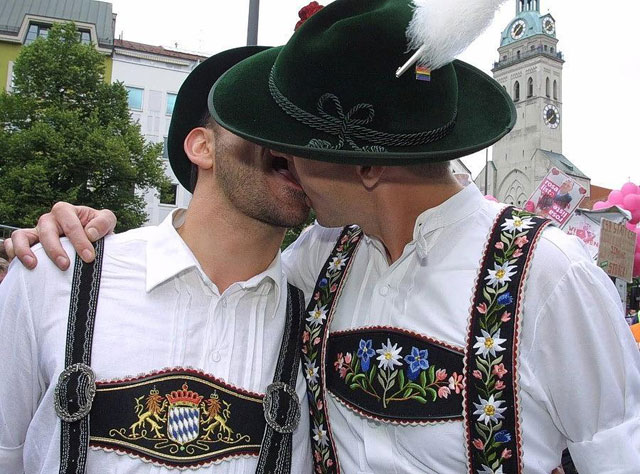 Munich - Gay Oktoberfest