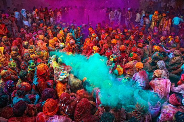 India - Holi Festival