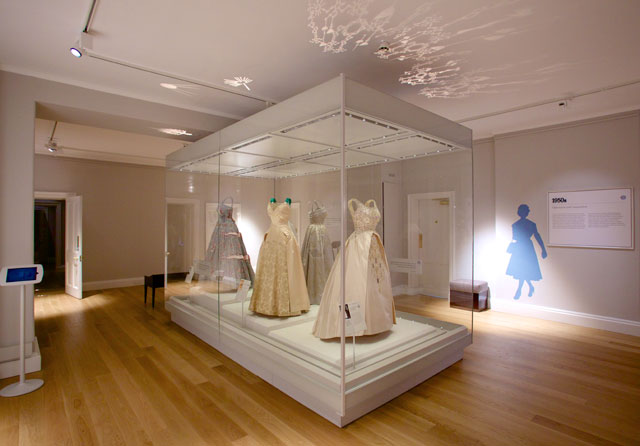 London - Fashion rules at Kensington Palace