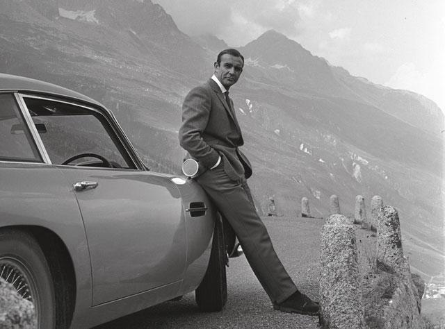 London - James Bond at the London Film Museum