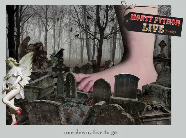 London - Monty Python