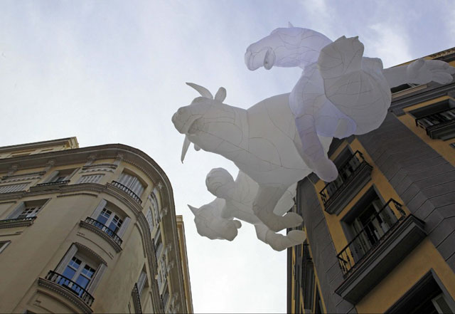 Madrid - Guernica by Max Streicher