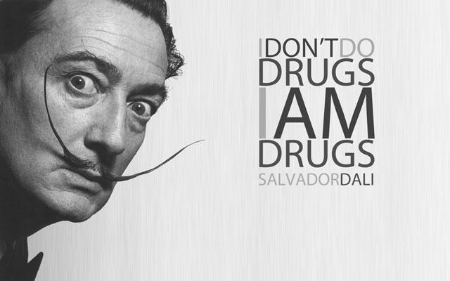 Madrid - Salvador Dali