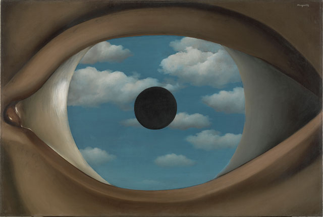 New York - Magritte at MoMA