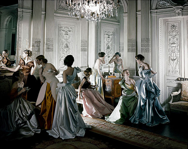 New York - Charles James at the Metropolitan Museum