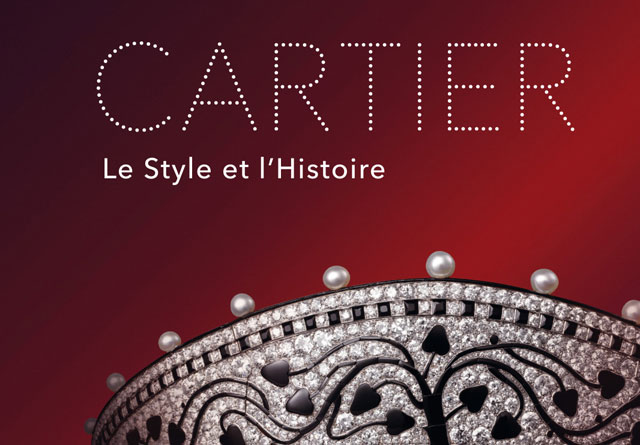 Paris - Cartier exhibition at the Grand Palais