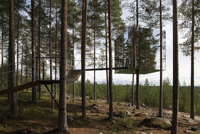 Sweden - Treehotel