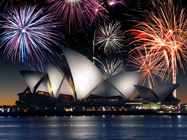 Sydney - New Year's Eve