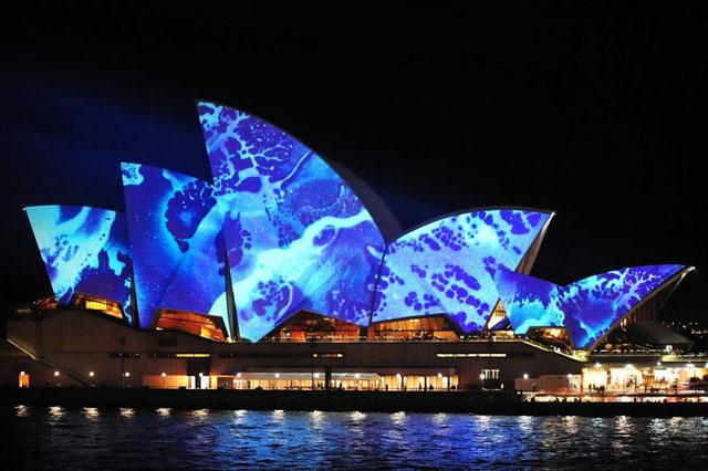 Sydney - Vivid 2014