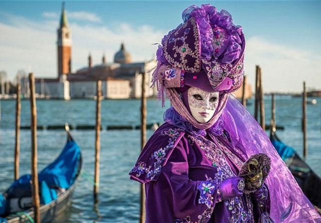 Venice - Carnival 2014