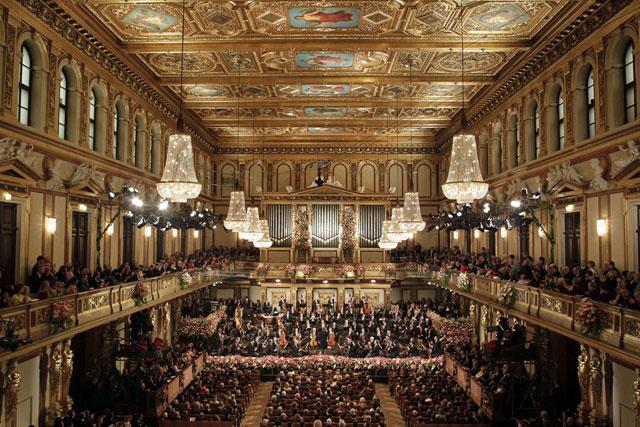 Vienna - New Year's Concert