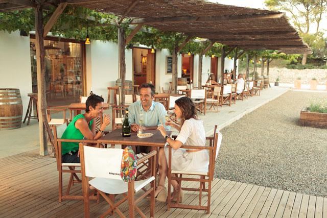 Menorca - Binifadet Wine