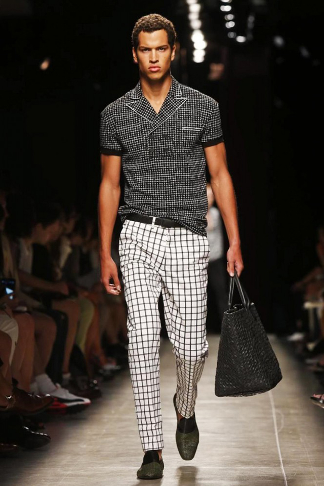 Black and White by Bottega Veneta
