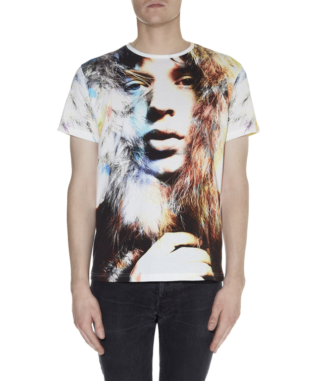 Mick Jagger T-Shirt by David Bailey