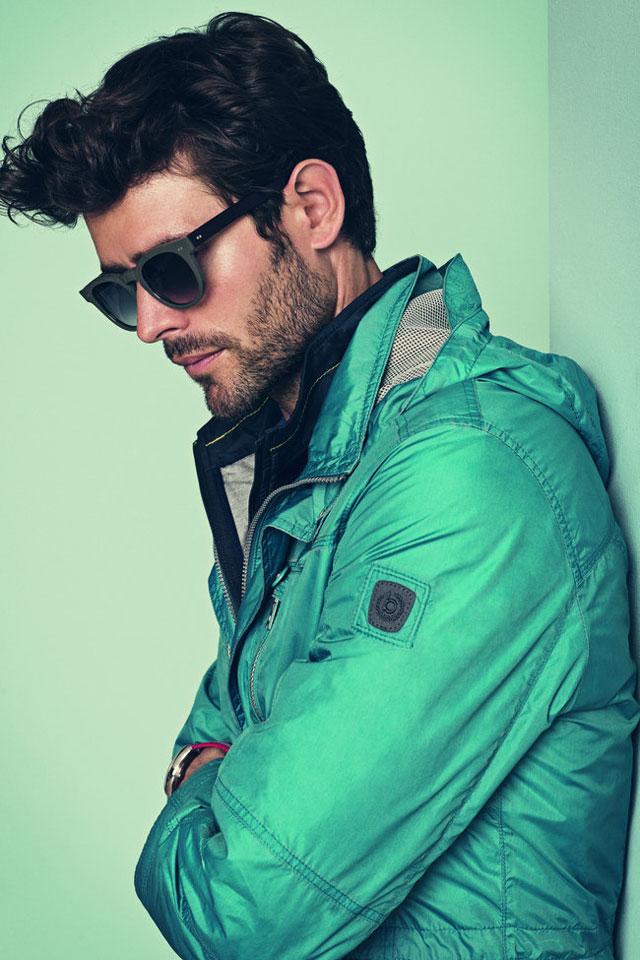 Bugatti - Green Light Sportswear Jacket