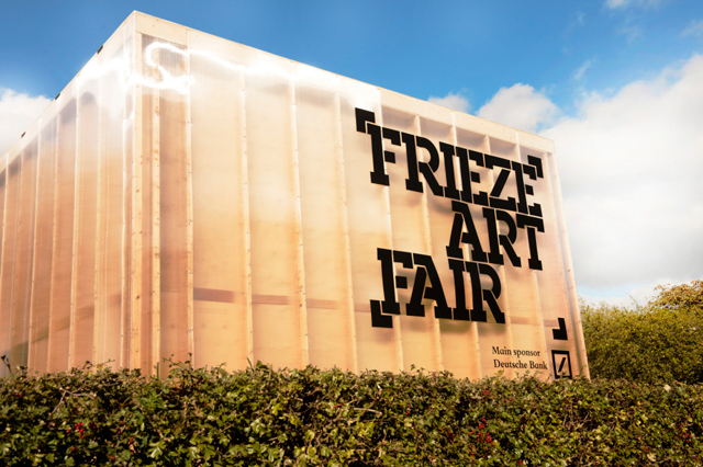 Frieze - Art Fair in New York and London
