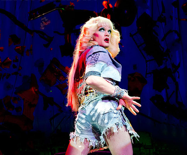 Hedwig and the Angry Inch on Broadway - Neil Patrick Harris as Hedwig