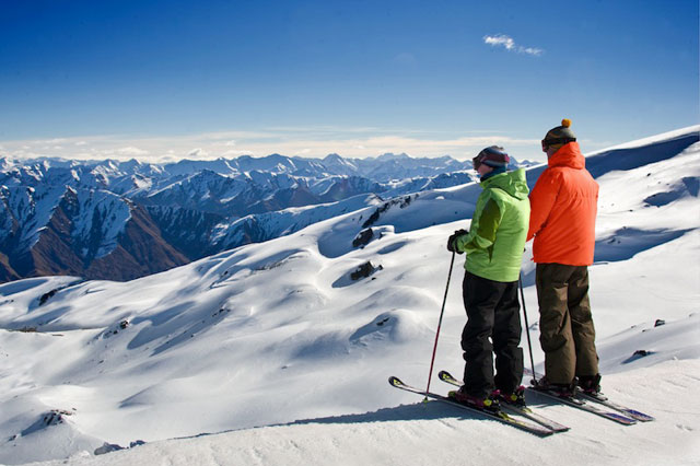 Queenstown - Gay Ski Week 2014 in New Zealand