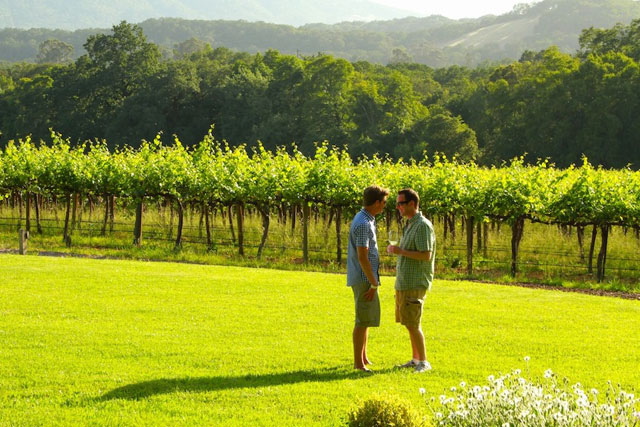 Sonoma - Gay Wine Weekend 2014