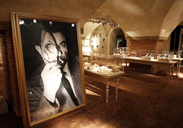 Florence - Museo Salvatore Ferragamo
