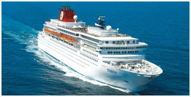 8-day Gay Cruise on board the Zenith