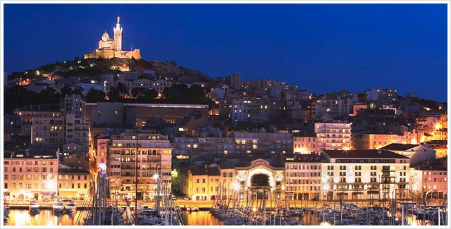 Visiting.... Marseille