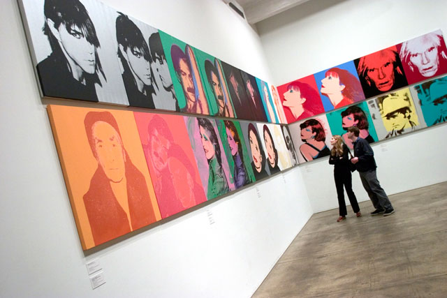 Pittsburgh - Andy Warhol Museum