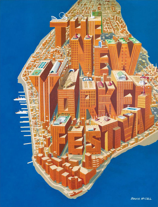 New York - The New Yorker Festival 2014