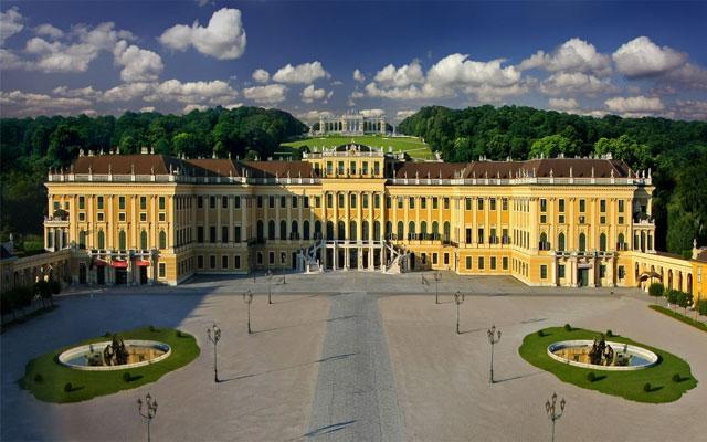 Vienna - Schönbrunn Palace