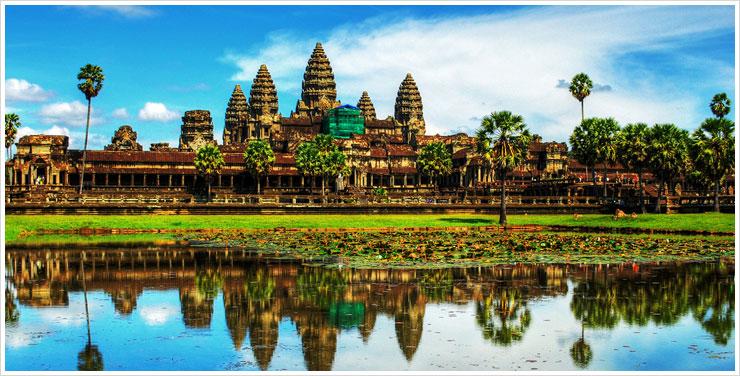 Gay Tour Cambodia - Angkor Wat