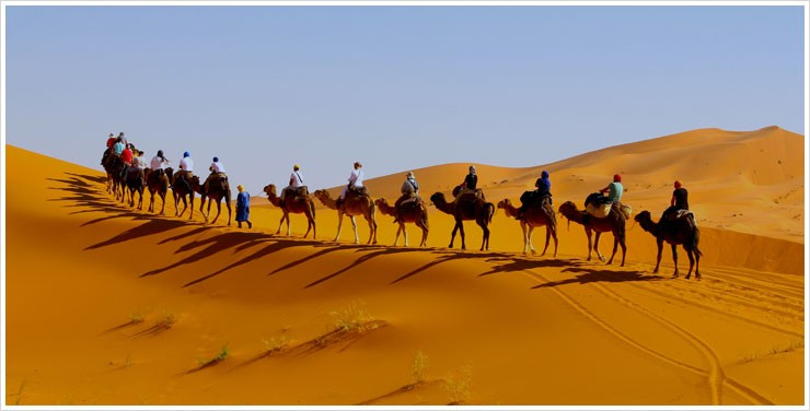Gay Tour Morocco