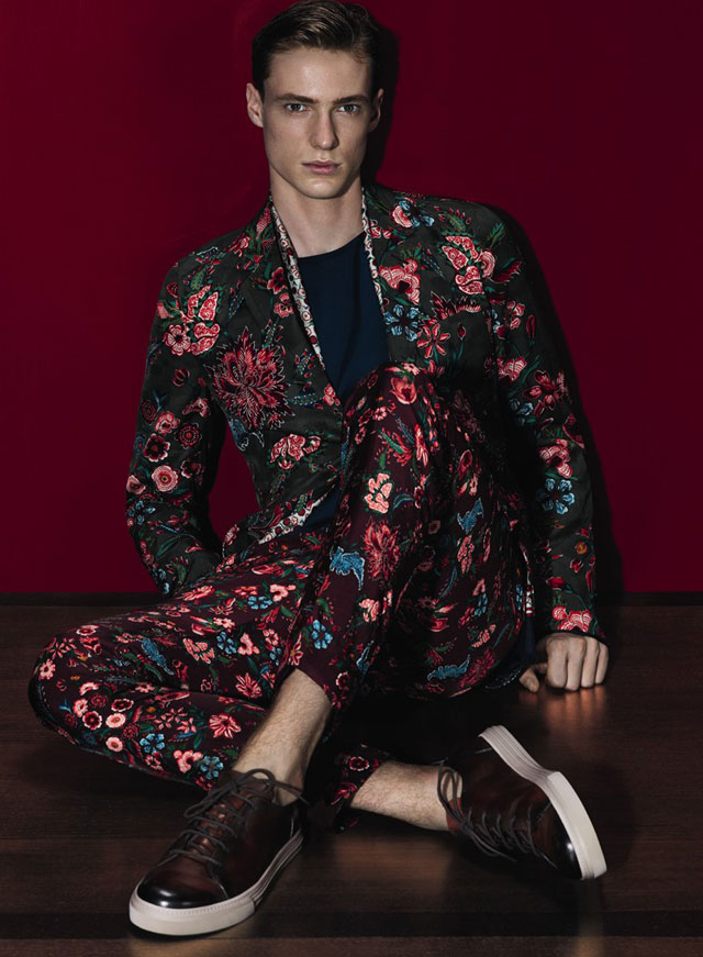 Gucci - Floral Print