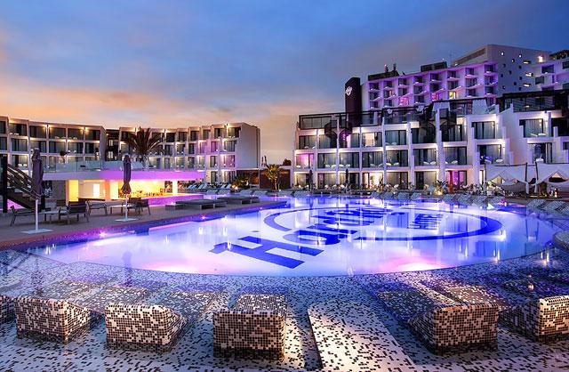 Ibiza - Hard Rock Hotel Ibiza