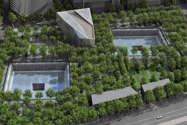 New York - September 11 Museum