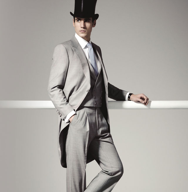 Gieves and Hawkes - Royal Ascot Style