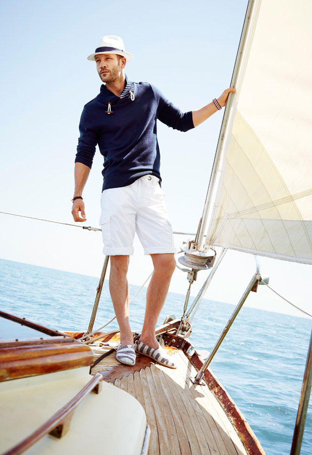 Sailing Fashion