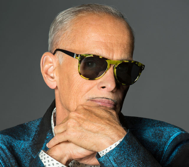 Glasgow - John Waters at Glasgay Festival
