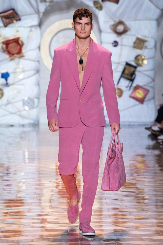 Pink - Versace