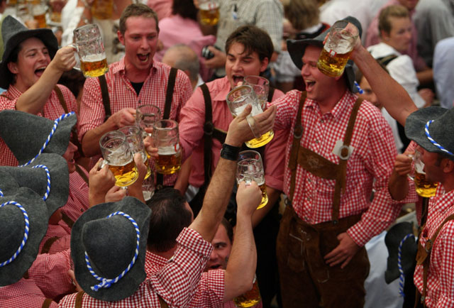 Gay Oktoberfest in Munich