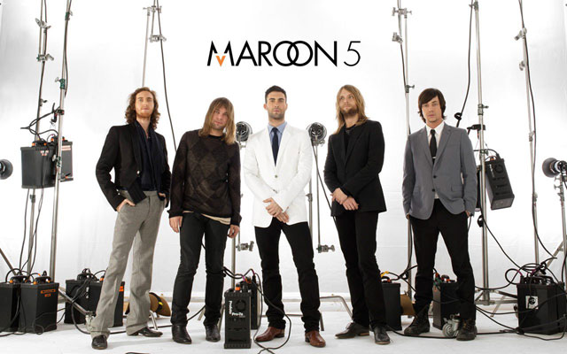 Maroon 5 at iTunes Festival London 2014