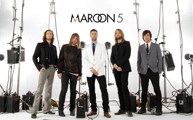 Maroon 5 at iTunes Festival London 2014
